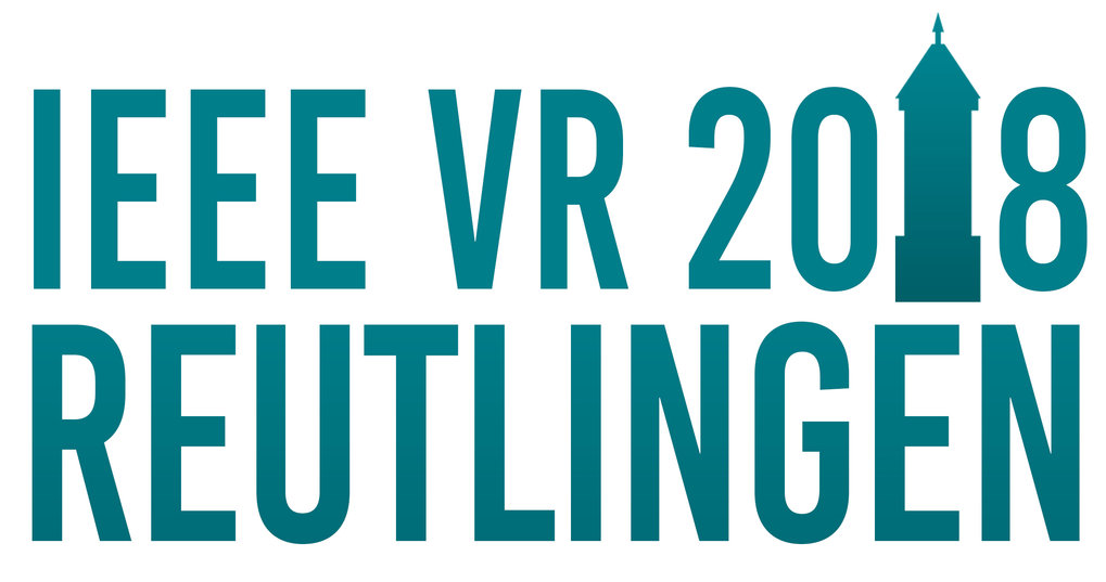 "International Virtual Reality Conference ""IEEE VR 2018"" comes to Reutlingen, Germany"